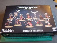 Adepta Sororitas Heavy Weapons (bits)