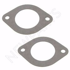 Set of Two Exhaust Gaskets Stone for Infiniti I30 G20 Nissan 200SX 300ZX