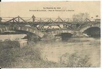CPA-54  - Environs de Luneville - Pont de Fraimbois sur la Meurthe