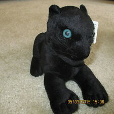 Black Panther Plush Animal, Big Cats Rule the Jungle