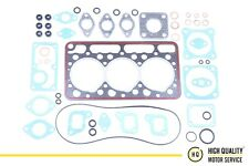 Full Gasket Set with Cylinder Head Gasket For Kubota 15576-03310, D950, 3D75.