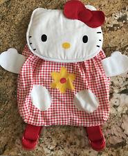 Sanrio Hello Kitty Back Pack Adjustable Shoulder Strap