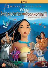 Pocahontas Two-Movie Special Edition (DVD)