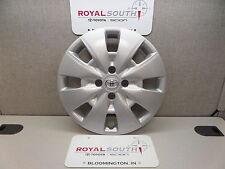 "Toyota Yaris 15"" Wheel Cover Hub Cap Genuine OE OEM"