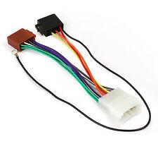 Radio Adapter für SUZUKI Alto Baleno Swift Ignis Jimny Autoradio Kabel ISO