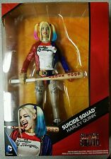 """HARLEY QUINN 12"""" INCH SUICIDE SQUAD ACTION FIGURE DC MULTIVERSE MARGOT ROBBIE"""