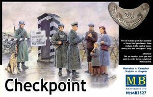 MAS3527 - Masterbox 1:35 - Checkpoint Set