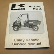 kawasaki mule diesel | eBay