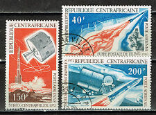 Central African Republic Space Exploration History set 1972