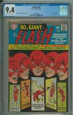 FLASH #169 CGC 9.4 OW/WH PAGES