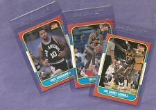 you pick any, lot of 20 cards from the 1986-'87 NBA Fleer Basketball set