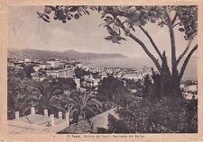 SAN REMO - Riviera dei Fiori - Panorama dal Berigo 1951