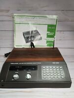 REALISTIC Pro 2003 Programmable AM/FM Scanner 50 AM & 10 FM channels TESTED!