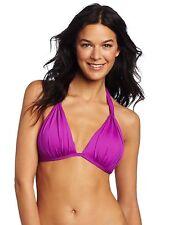 Kenneth Cole Flor-E-Scent Passion Fruit Bikini Swimsuit Sz S 32B/C NWT
