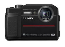 Panasonic LUMIX TS7 20.4 MP Underwater Camera - Black