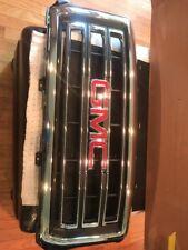 2014-2015 14 15 GMC OEM Sierra SLE SLT Front CHROME Grille 23219958