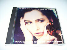 Angela & The Rude - Walking On Water ( Dolly Dots ) * RARE HOLLAND CD 1992 *