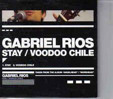 Gabriel Rios-Stay cd single