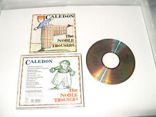 Caledon - Noble Trousers (2000) CD -9 TRACKS cd is excellent