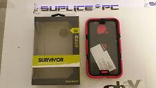 Coque GRIFFIN Survivor - Samsung Galaxy Note3 ( ROSE et NOIR  )