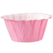 Pink Ruffle Baking Cups 24 ct from Wilton 1396