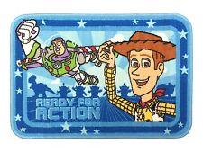 Disney Pixar Toy Story Buzz Woody Tufted Bath Area Rug