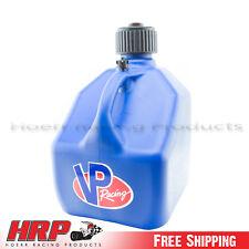 VP Racing Blue Square 3 Gallon Multipurpose Fuel Jug Gas Can
