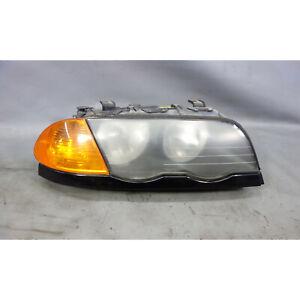 1999-2001 BMW E46 3-Series 4door Right Front Passenger Headlight Lamp Halogen OE