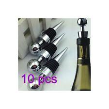 10Pcs Bottle Stopper Wine Cork Reusable Plug Sealed Caps Bottle Stopper US