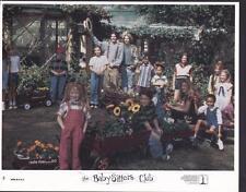 Schuyler Fisk Bre Blair The Baby-Sitters Club 1995 original movie photo 29898