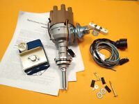 ForMOPAR 383 400 HiPo Electronic Ignition Kit Plymouth Dodge Chryslr NOS TAN CAP