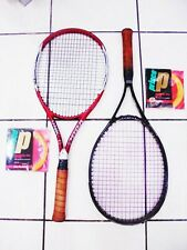Tenis Vintage RQTS Head Atlantis 660/Volkl Dnx 8 + 2 Juegos Príncipe S. Tripa 16
