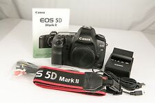 Canon EOS 5D Mark II 21.1 MP Digital SLR Camera Body Only. Very well Cared For.
