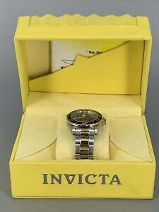 Invicta Pro Diver Men's Wristwatch Model 8928 A w Original Box Watch Estate Find
