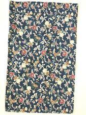 Ralph Lauren Standard Pillow Case Jardin 20x30 Blue Floral