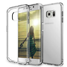 Samsung Galaxy S6 Case Slim Clear Tpu Silicon Back Cover