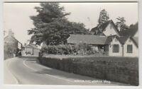 Somerset postcard - Norton Fitzwarren, near Taunton - RP (A264)