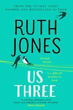 Us Three: The instant Sunday Times bestseller by Jones, Ruth Book The Cheap Fast
