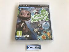 Little Big Planet 2 - Sony PlayStation PS3 - PAL FR - Sans Notice