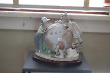 Lladro Porcelain #05847 USED El viaje de Colon COLLECTIBLE