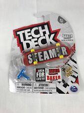 Tech Deck New Rare Baker Steamer Red Skateboards Fingerboards Series 13