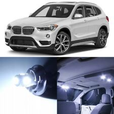 15 x Canbus Xenon White Interior LED Lights Package For 2013- 2017 BMW X1 +TOOL