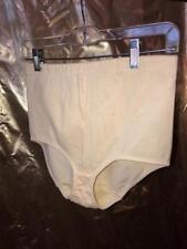Jc Penney Vintage Ivory Panty Girdle Size Xl # 101903