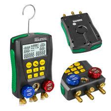 Refrigeration Digital Meter HVAC Vacuum Pressure Temperature  Leakage Tester