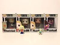 Rick and Morty Funko Lot POPs Plus 2 Mystery Minis