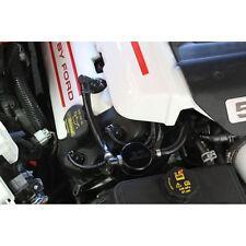 2015 2016 2017 Mustang GT 5.0 JLT Oil Separator 3.0 Driver Side Black Improved