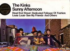 "THE KINKS - SUNNY AFTERNOON  1967 OOP OZ LP ASTOR GGS 842 ""DEADEND STREET"""