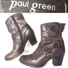 Paul Green Stivaletti in Pelle