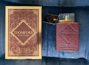 TOOMFORD pour homme 100ml. 3.4 Fl.Oz. Perfume.