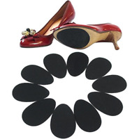5 Pairs Anti-Slip High Heel Shoes Sole Grip Protector Non-Slip Cushion Pads